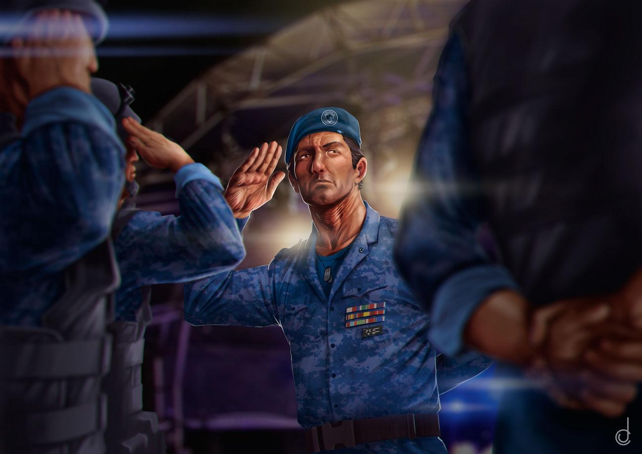 Commander-jorge-carrero-ilustracion-jerez