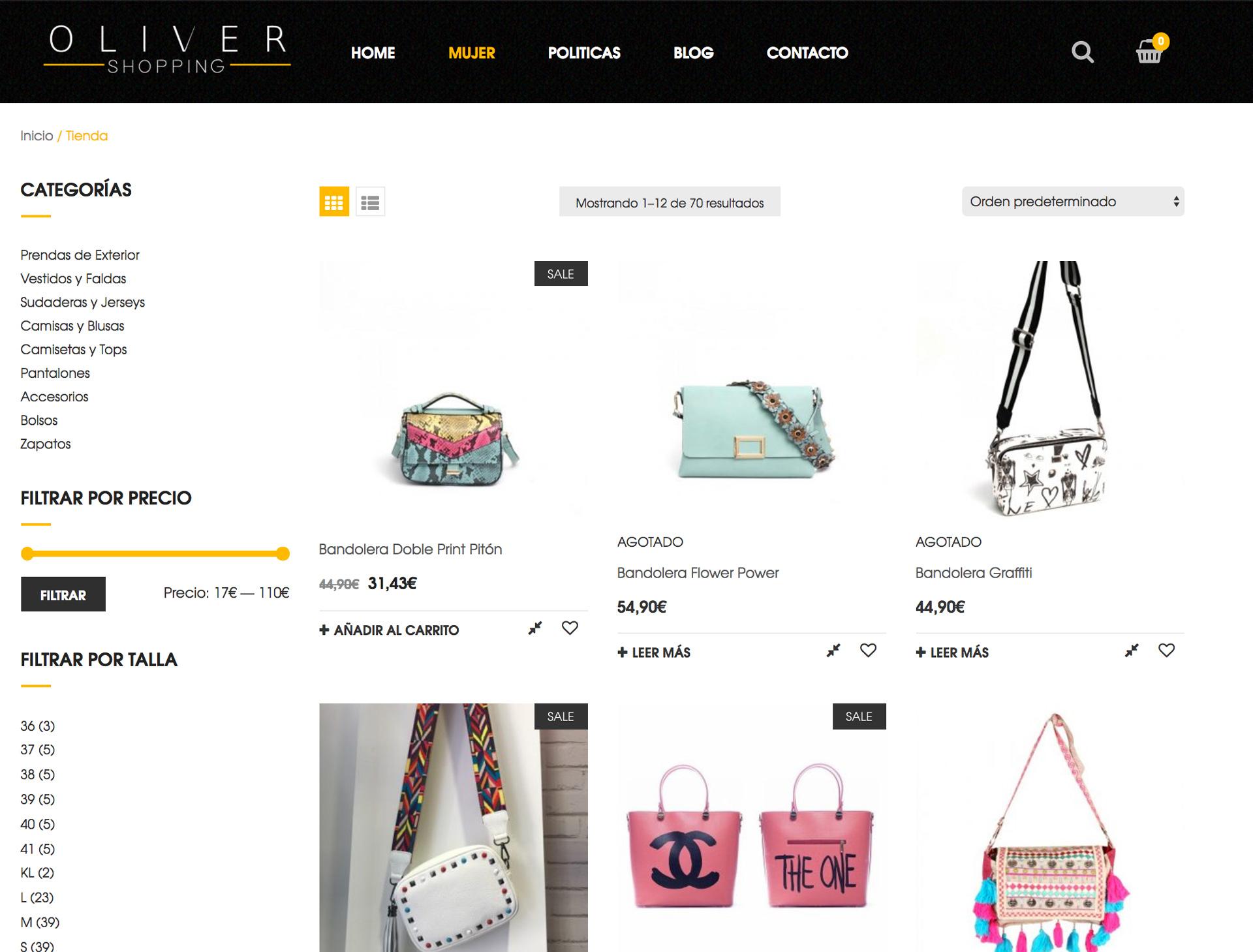 oliver-shopping-tienda-online
